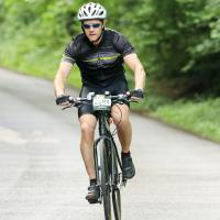 Four - Matt Cayton - London charity bike ride